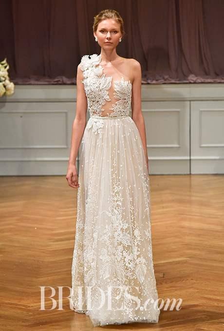 Wedding dress by Alon Livné White