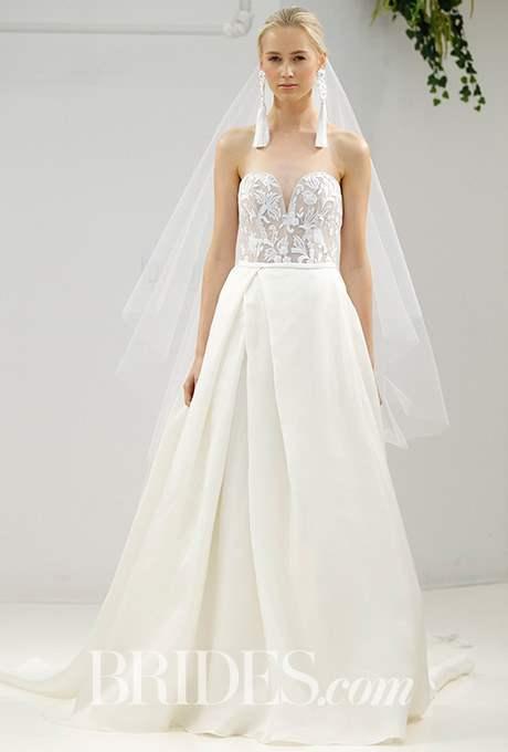 Wedding dress by Sachin & Babi