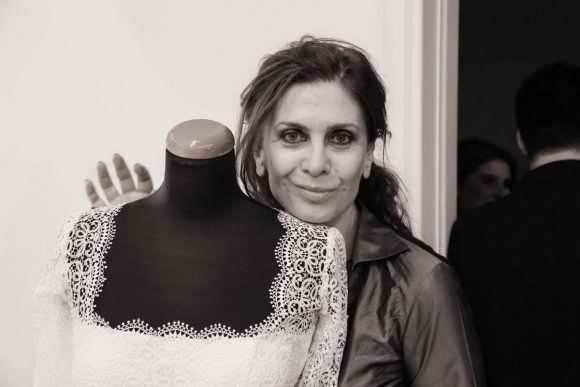 Η ηθοποιός Κατερίνα Διδάσκαλου.
